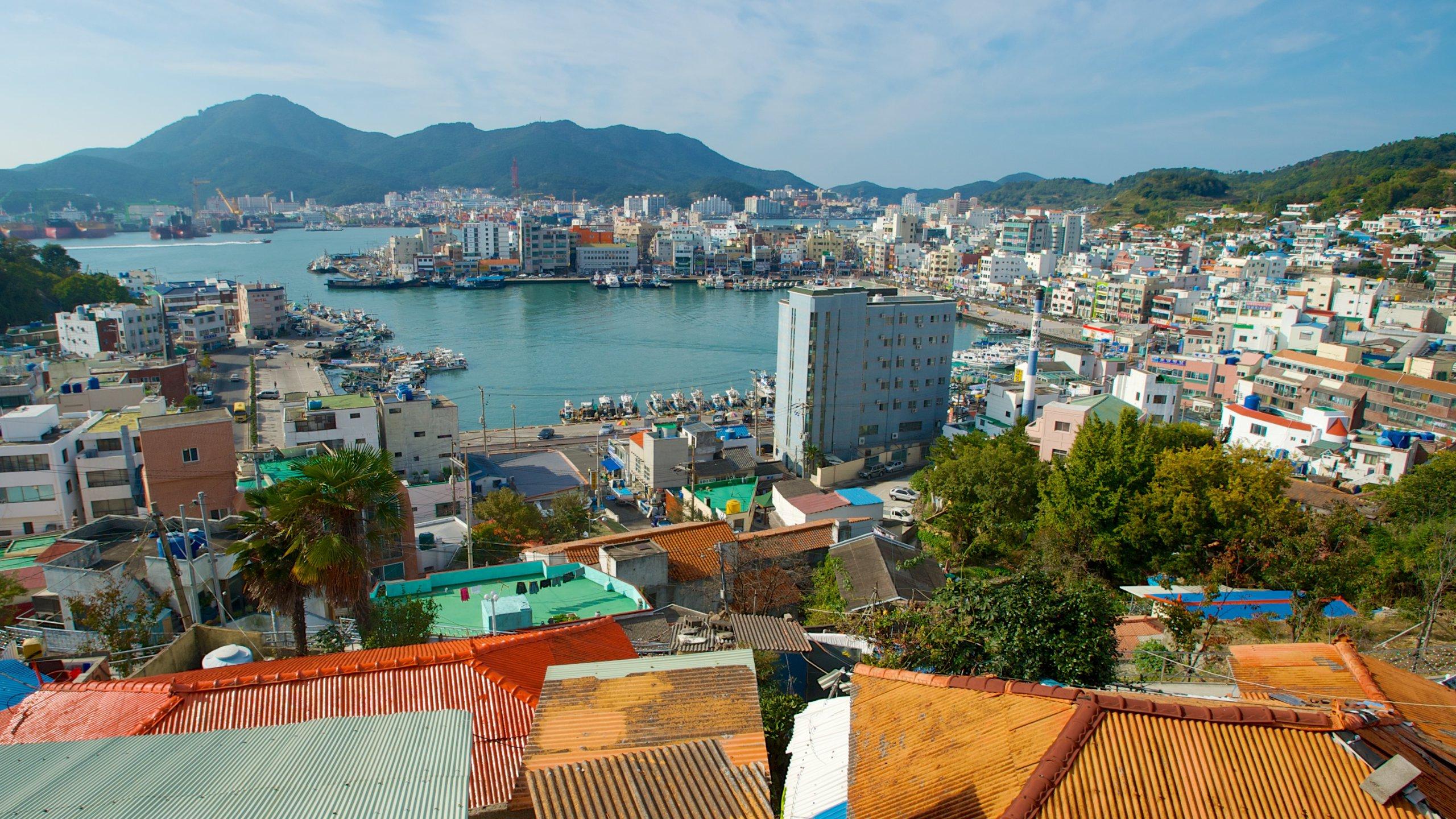 Busan, Zuid-Korea