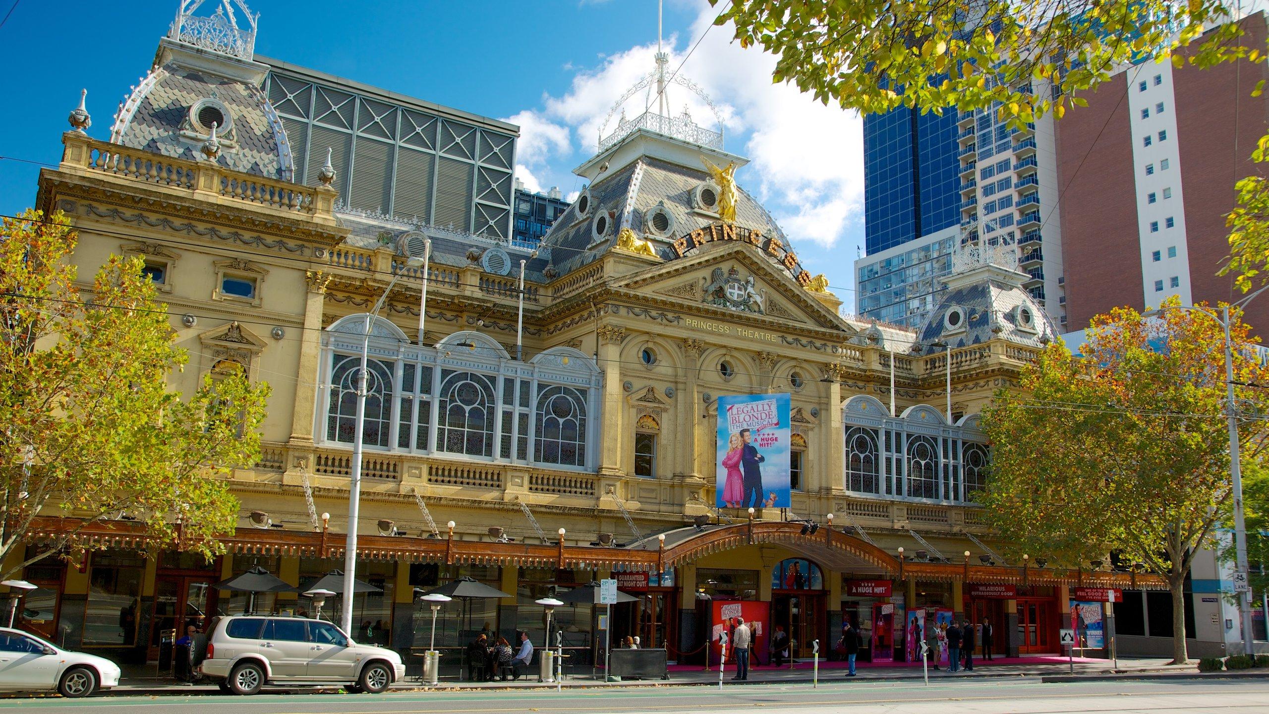 被認為是墨爾本最華麗的地標,這座宏偉的劇院自 150 年前落成後一直為觀眾帶來娛樂。