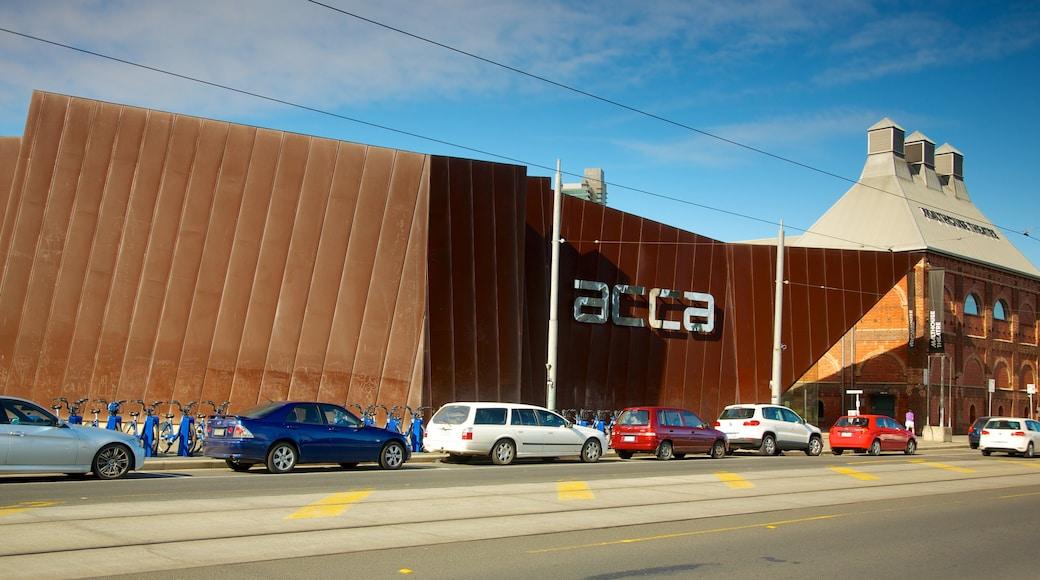 澳洲當代藝術中心 其中包括 街道景色, 城市 和 藝術