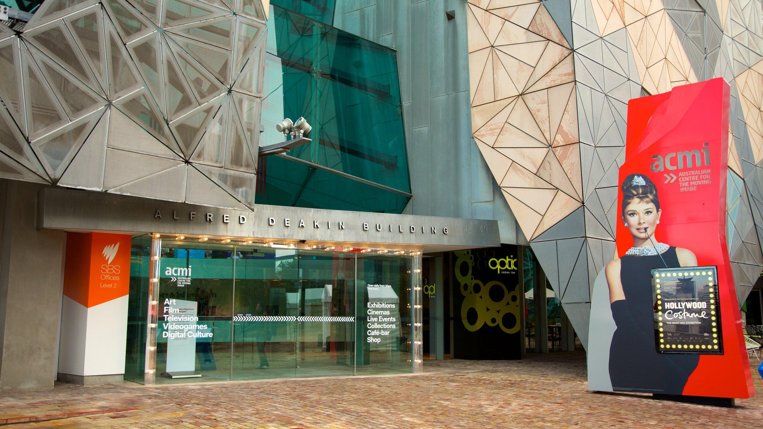 Australian Centre for the Moving Image, Melbourne, Victoria, Australia