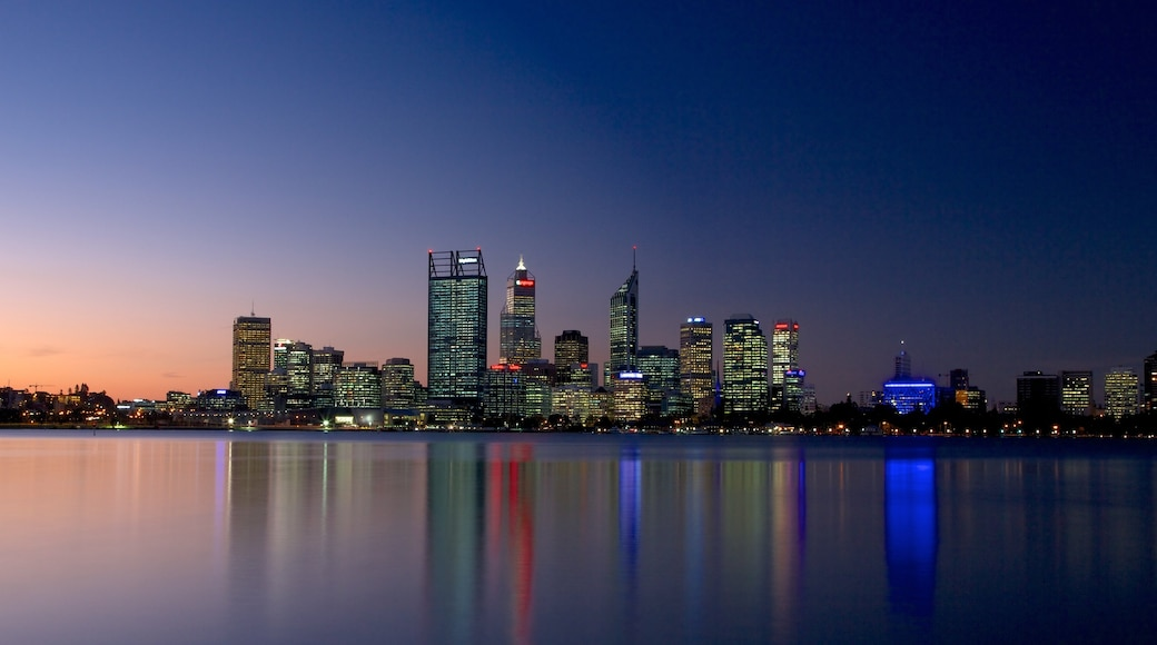 Perth featuring a city, modern architecture and cbd