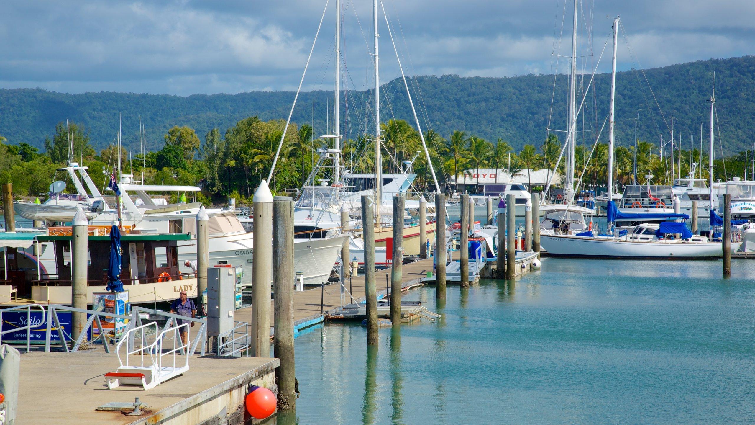Crystalbrook Superyacht Marina, Port Douglas, Queensland, Australia