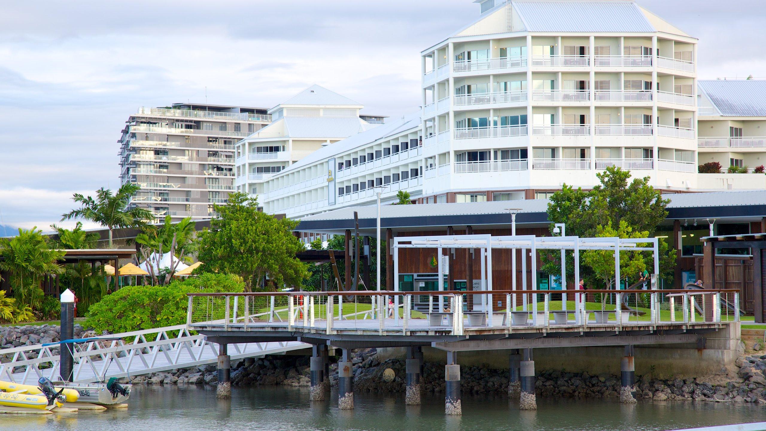 Centro Financeiro de Cairns, Cairns, Queensland, Austrália