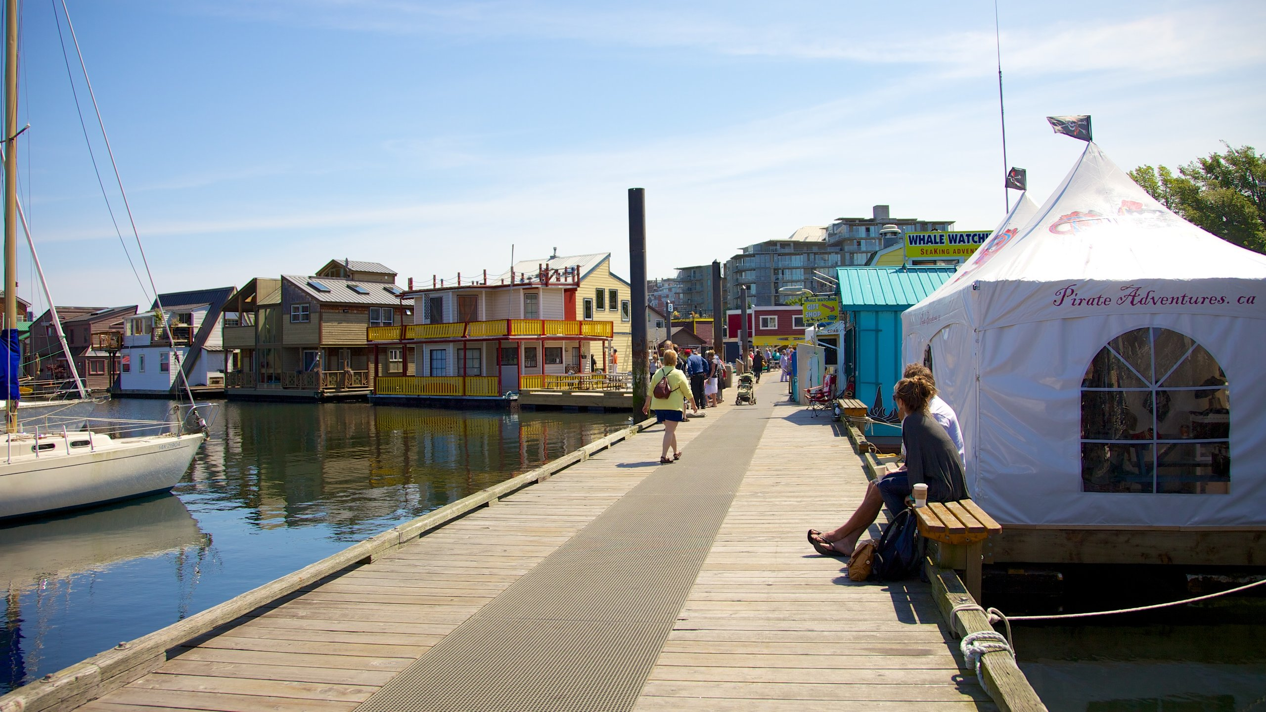 James Bay, Victoria, British Columbia, Canada