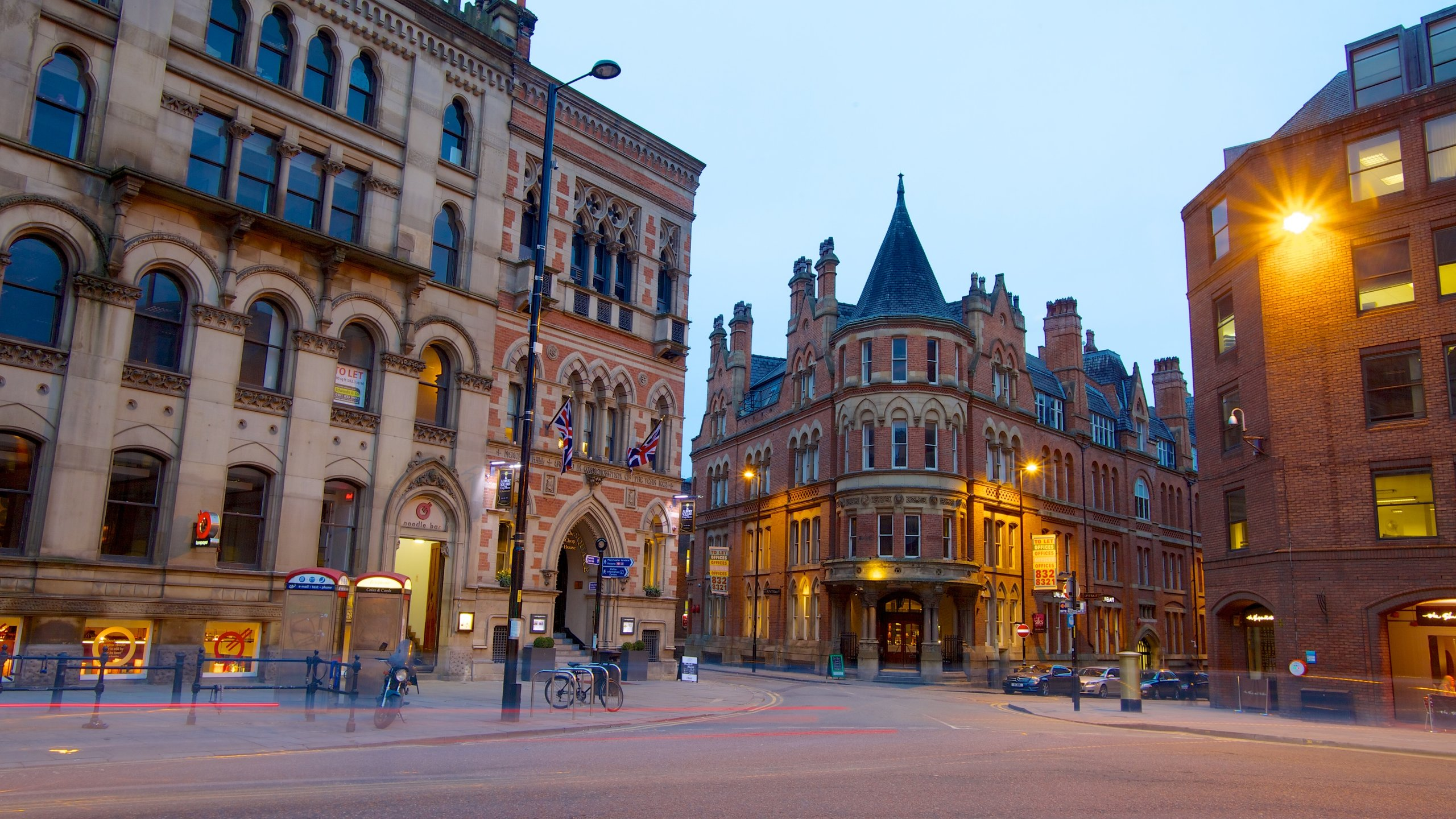 Manchester City Centre, Manchester, England, United Kingdom