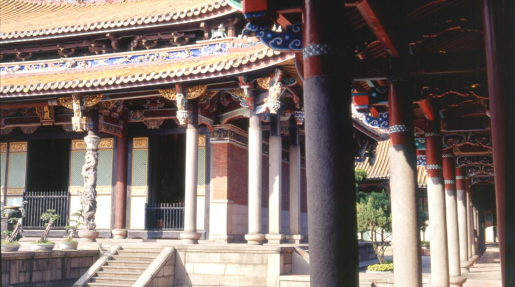 Confucius Temple showing a temple or place of worship and religious elements