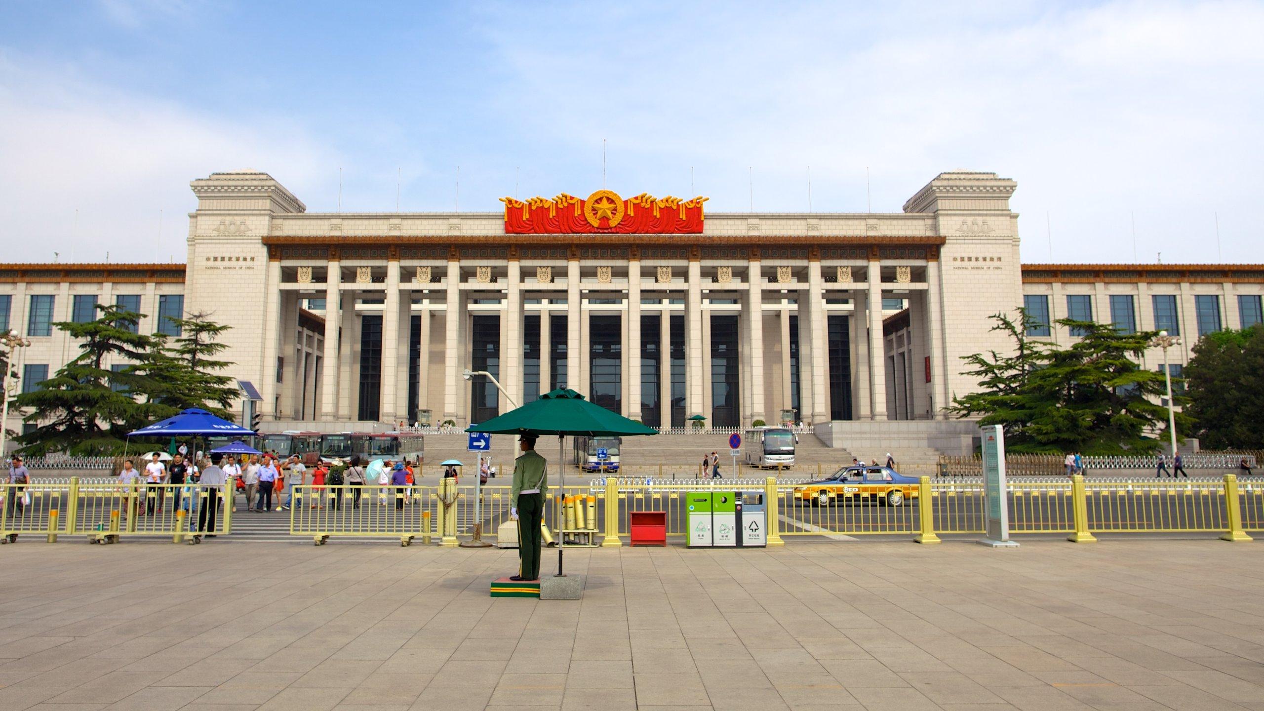 Chinees museum van geschiedenis, Beijing, Beijing (en omgeving), China