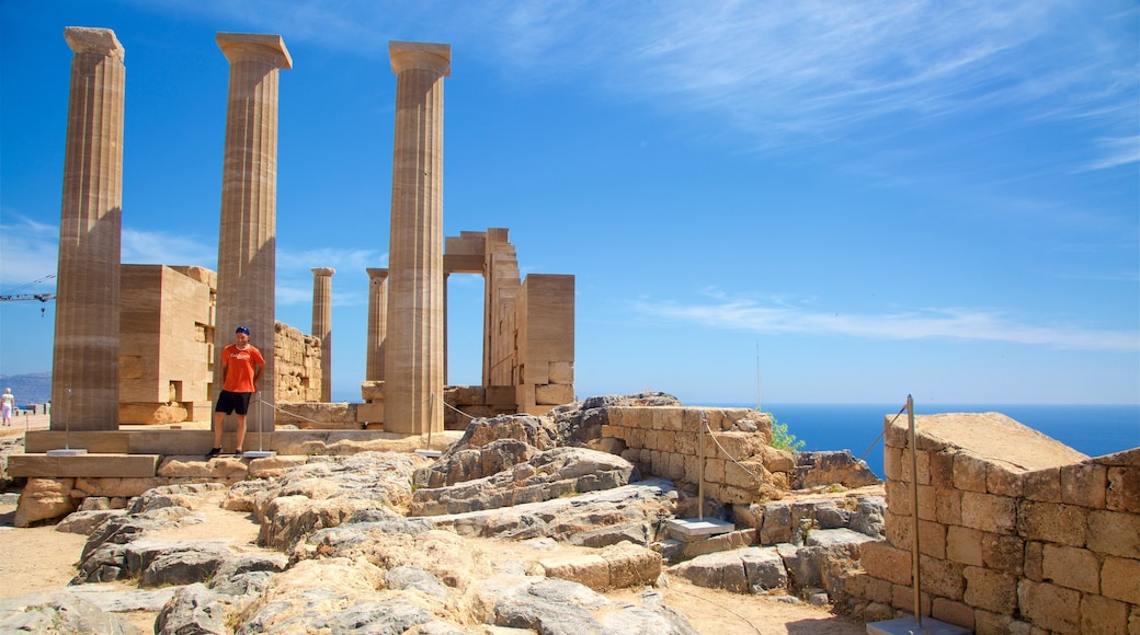 Greece which includes heritage elements and building ruins