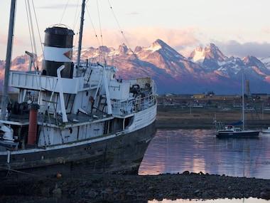 St. Christopher Shipwreck