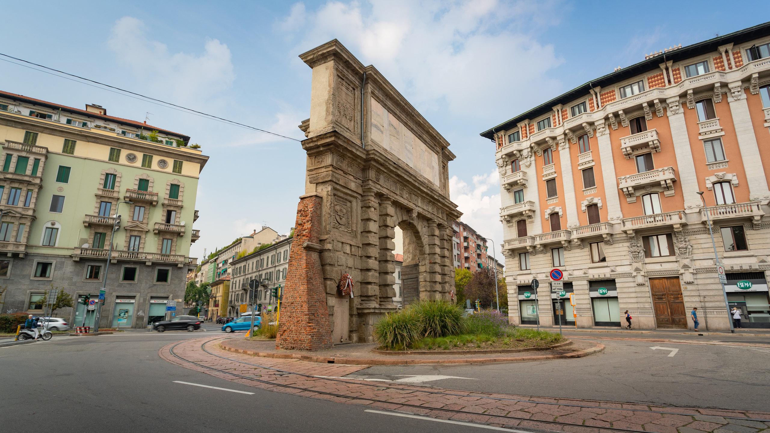 Porta Lodovica, Mailand, Lombardei, Italien