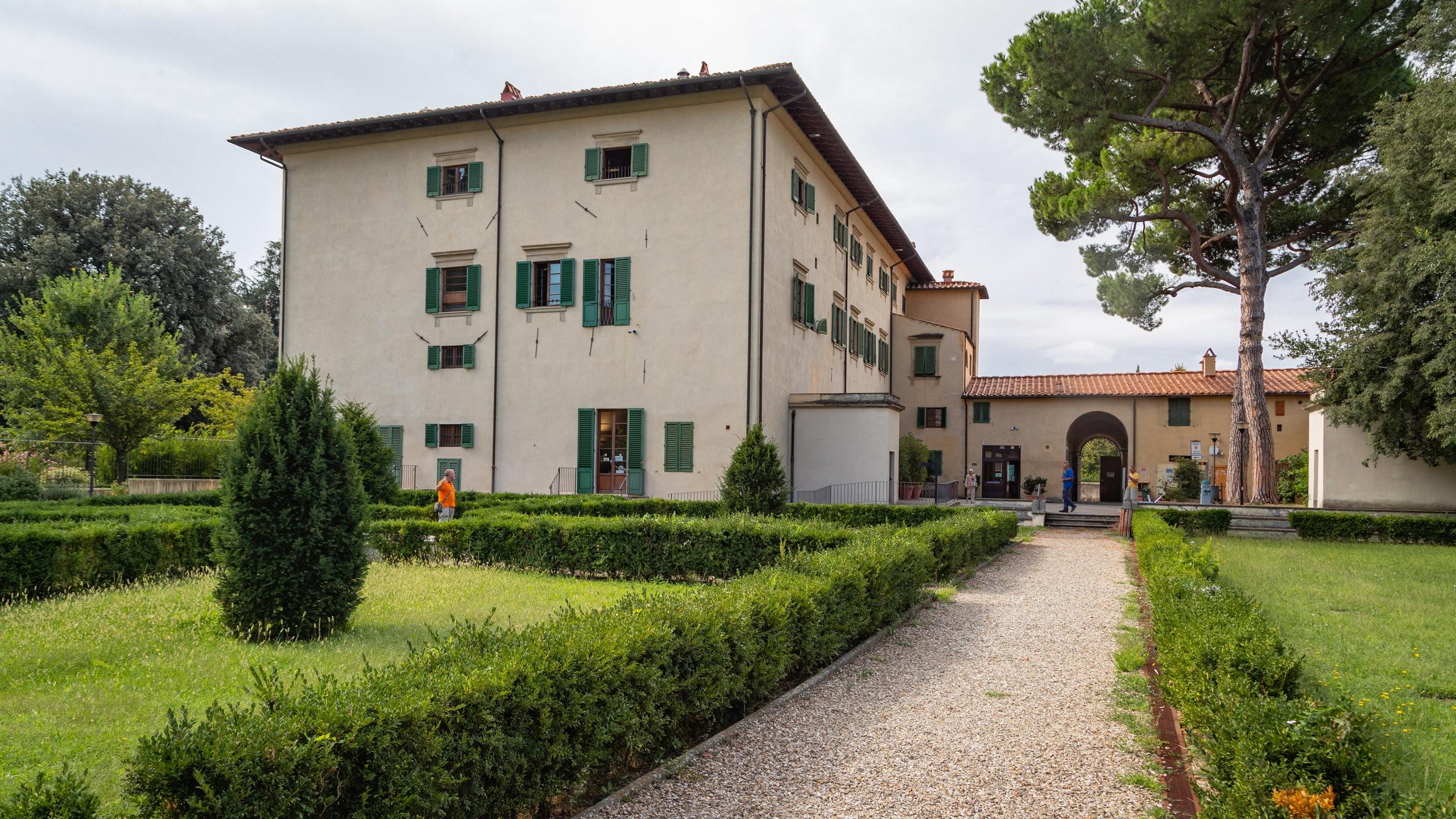 Isolotto, Florenz, Toskana, Italien