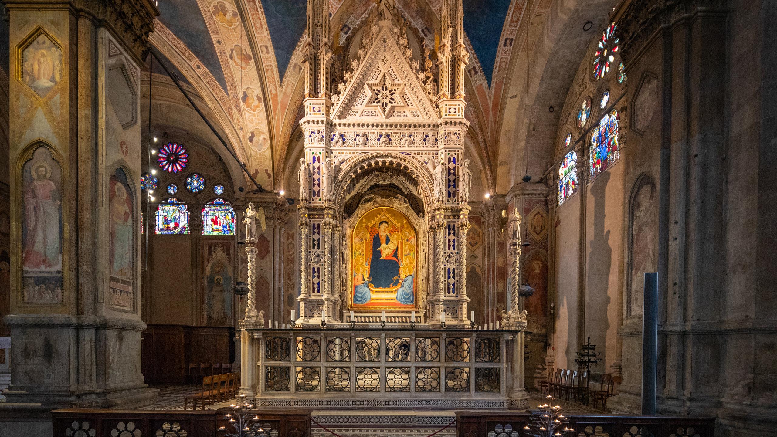 Via dei Calzaiuoli, Florenz, Toskana, Italien