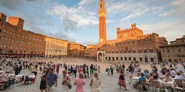Altstadt von Siena, Siena, Toskana, Italien