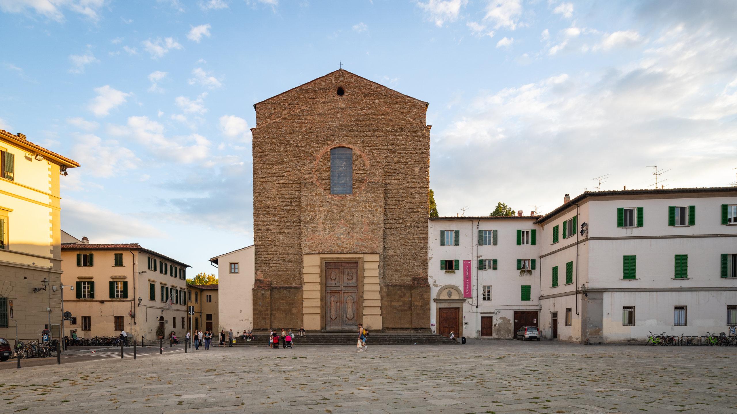 Santo Spirito, Florenz, Toskana, Italien
