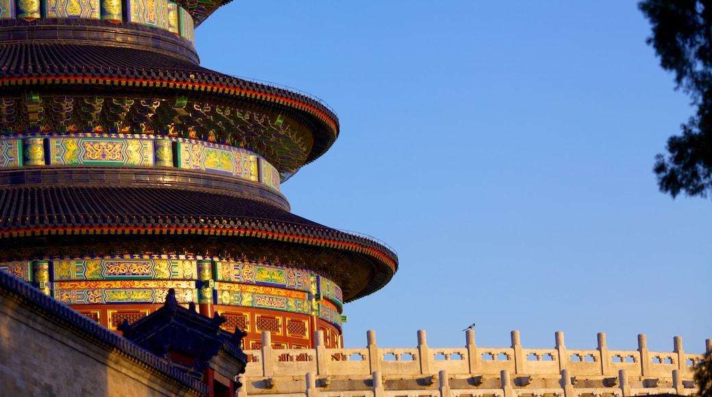 天壇 呈现出 歷史建築, 廟宇或禮拜堂 和 宗教方面