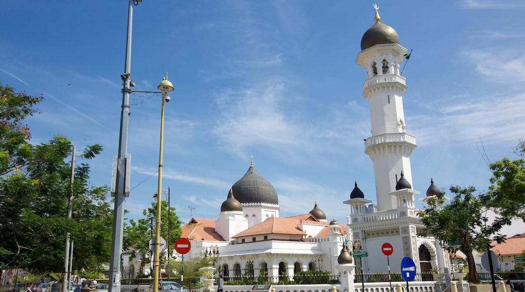 吉寧甲必丹回教堂 其中包括 清真寺 和 宗教方面