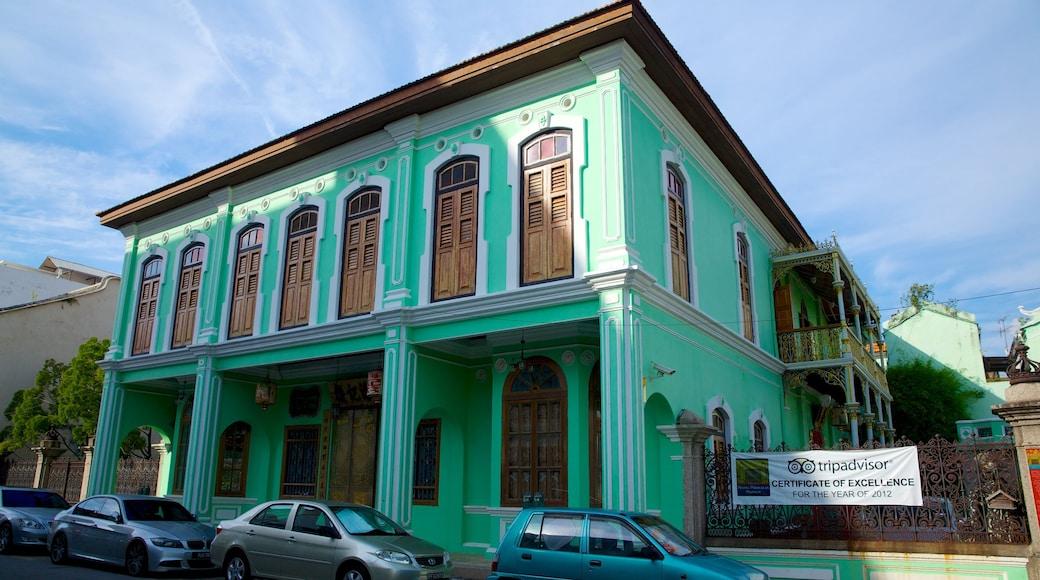 僑生博物館 其中包括 房屋