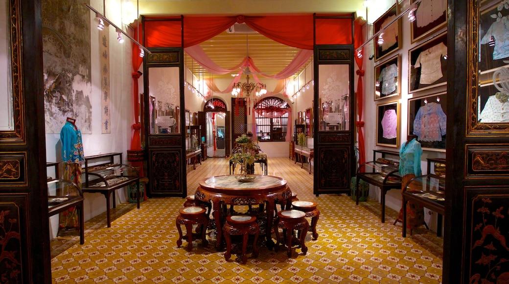僑生博物館 设有 內部景觀