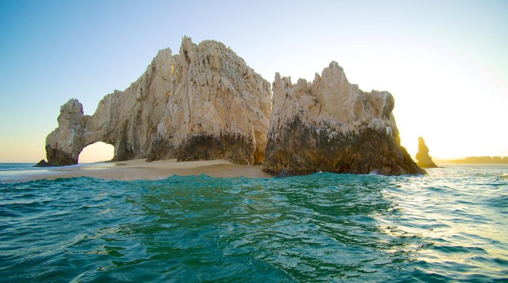 El Arco featuring landscape views, island images and general coastal views