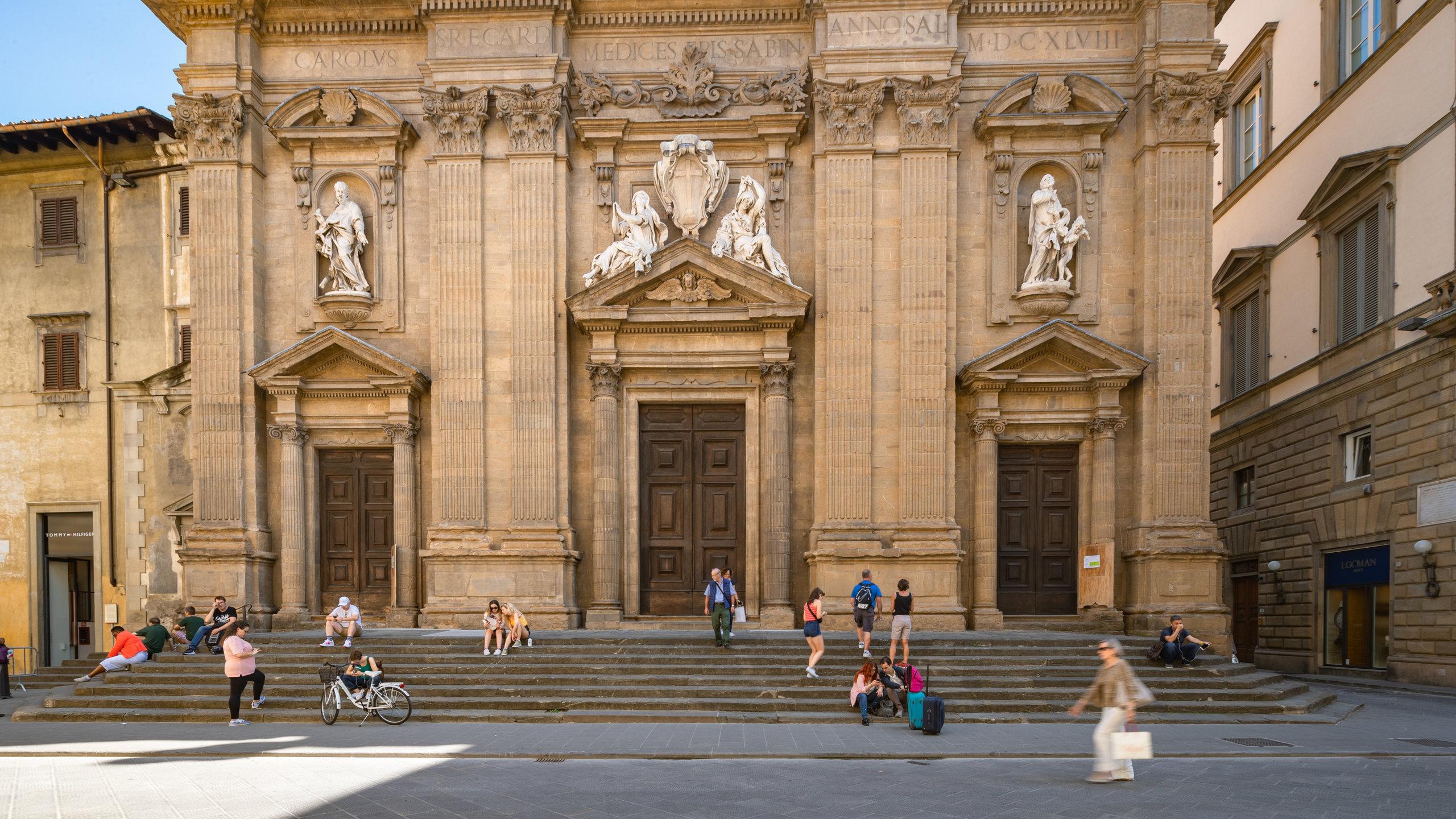 Dom, Florenz, Toskana, Italien