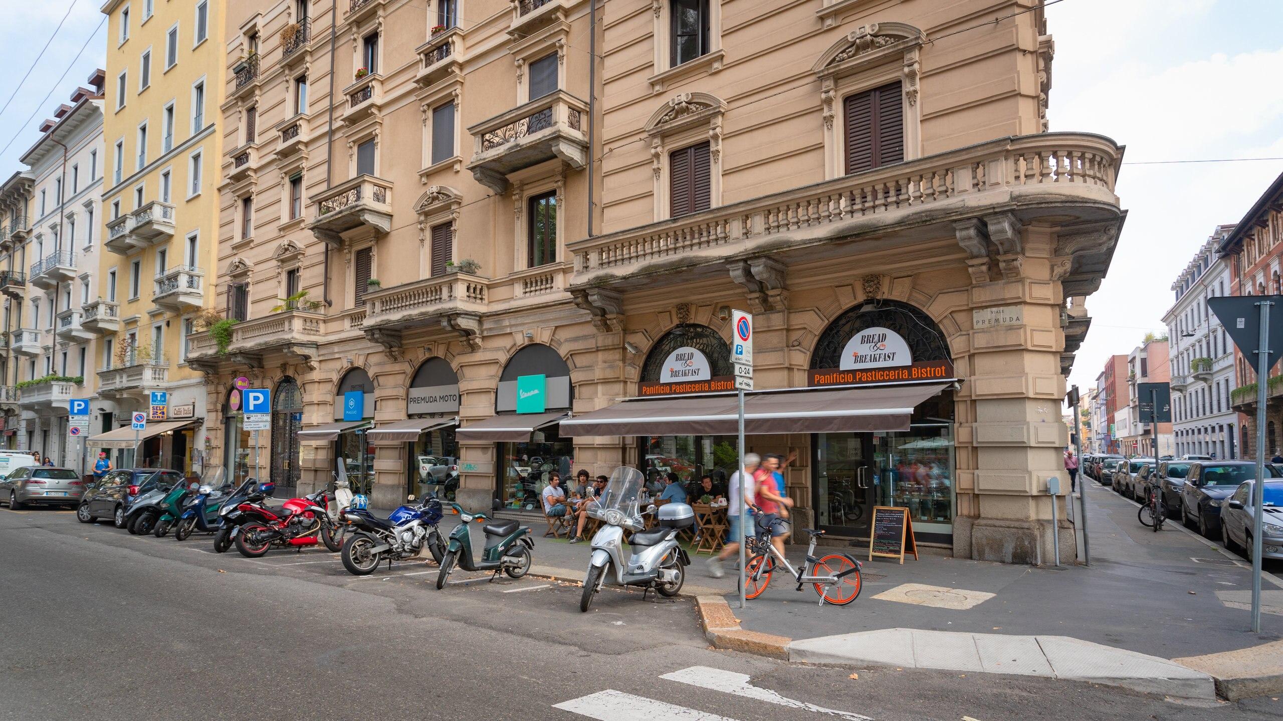 Porta Vittoria, Mailand, Lombardei, Italien