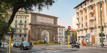 Porta Romana, Milano, Lombardiet, Italien