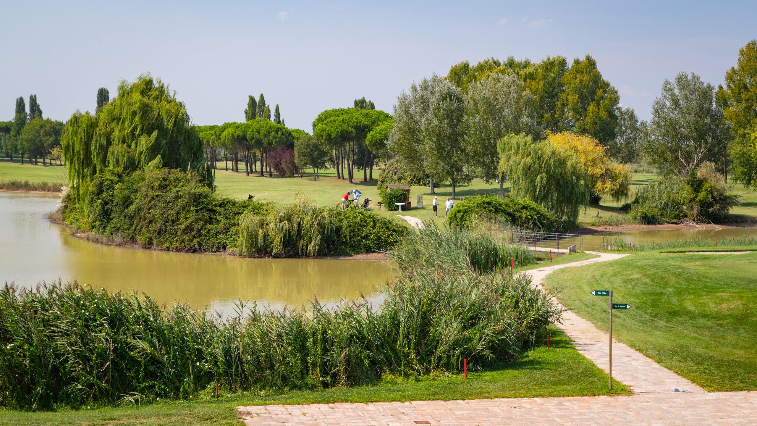 Adriatic Golf Club Cervia, Cervia, Emilia-Romagna, Italy