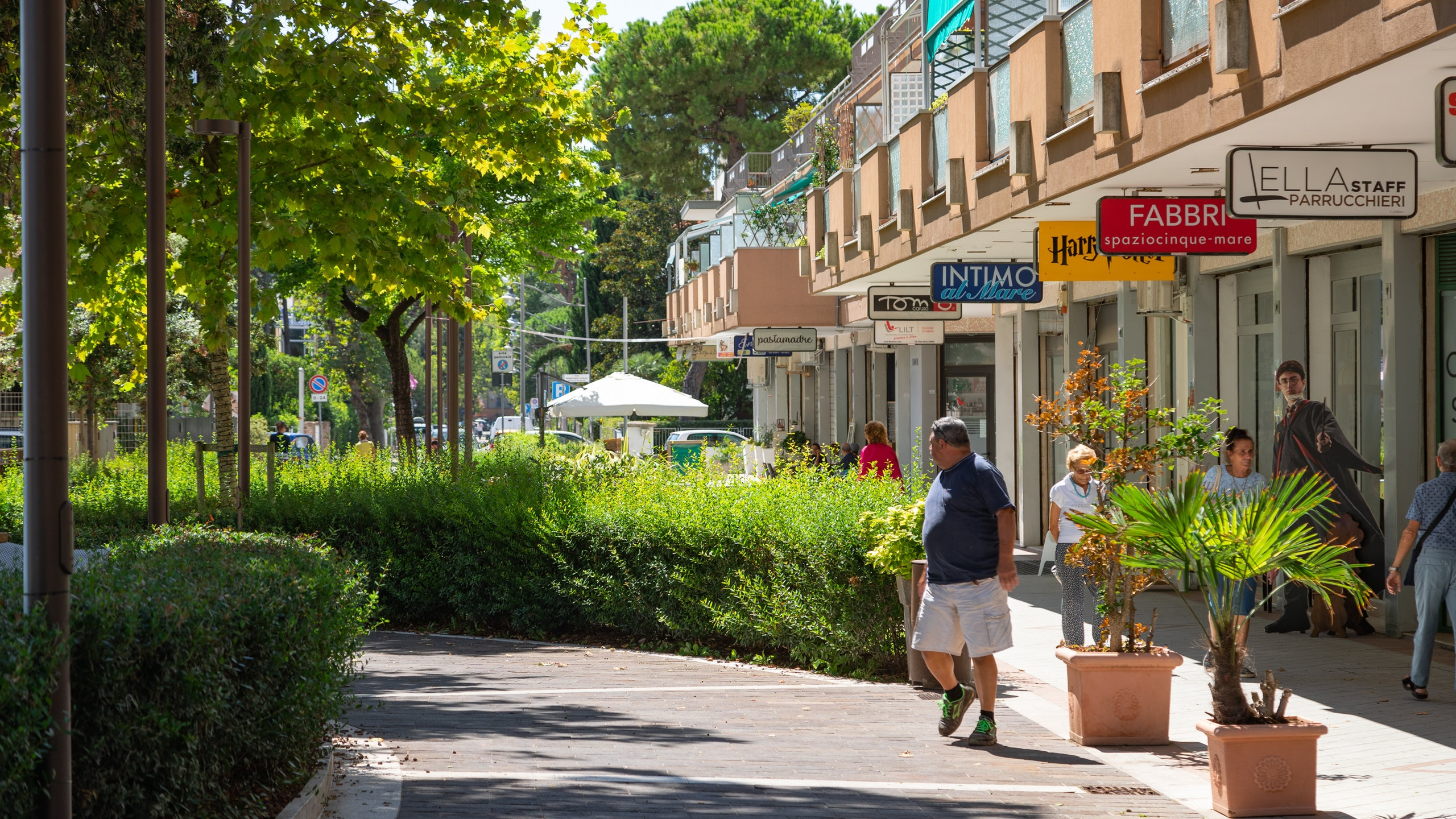 Marina Centro, Rimini, Emilia-Romagna, Italy