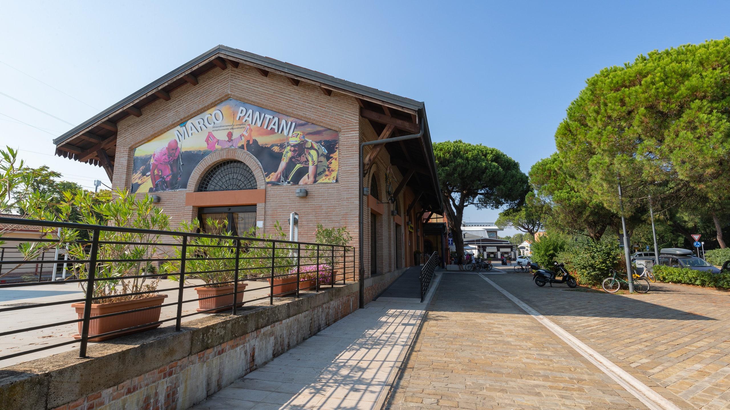 Museo Spazio Pantani, Cesenatico, Emilia-Romagna, Italië
