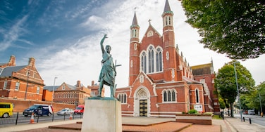 Portsmouth City Centre, Portsmouth, England, United Kingdom