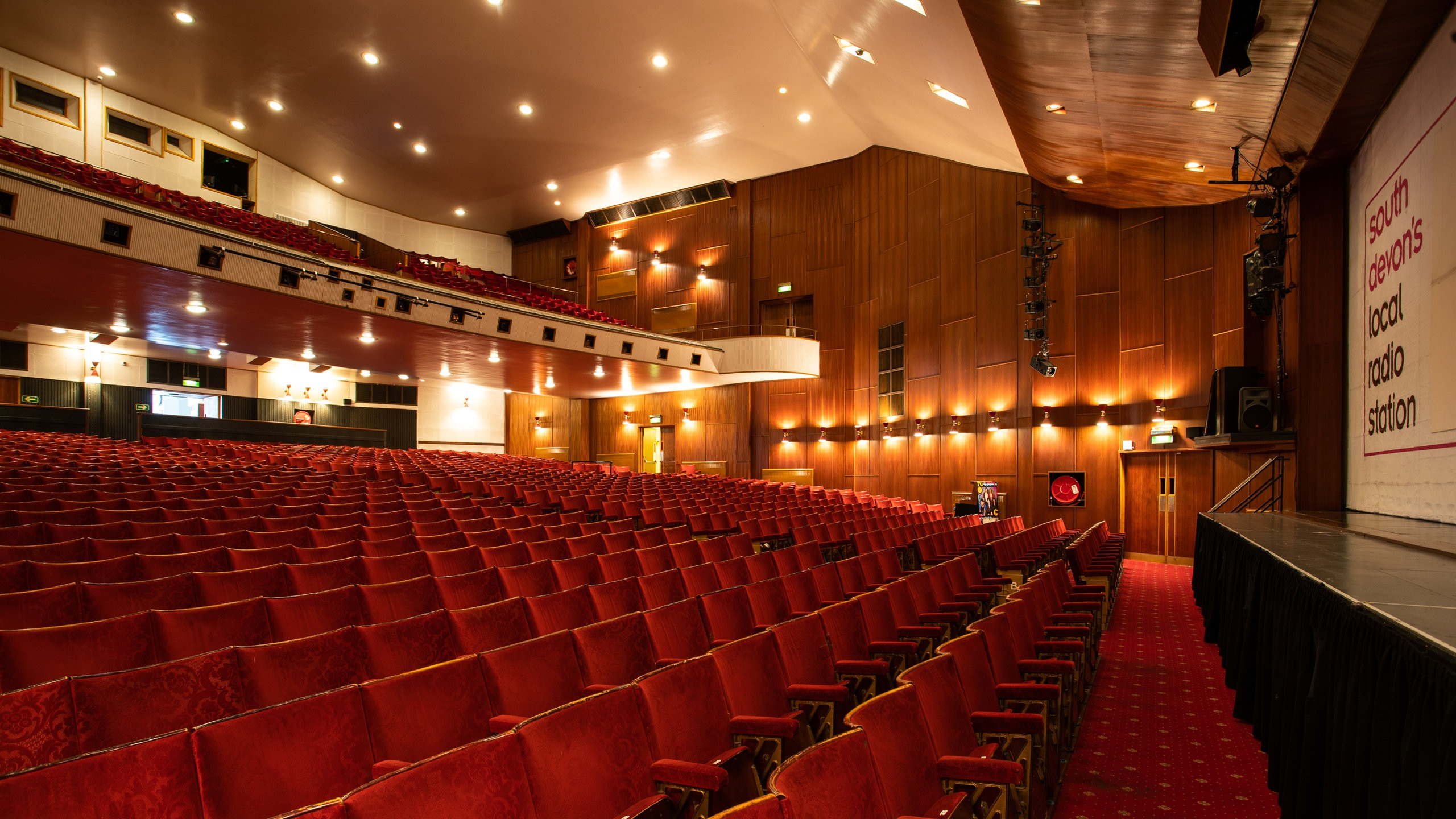 See a stand-up show, musical or other live production at this much-loved coastal theater, located close to many of Torquay's most popular attractions.