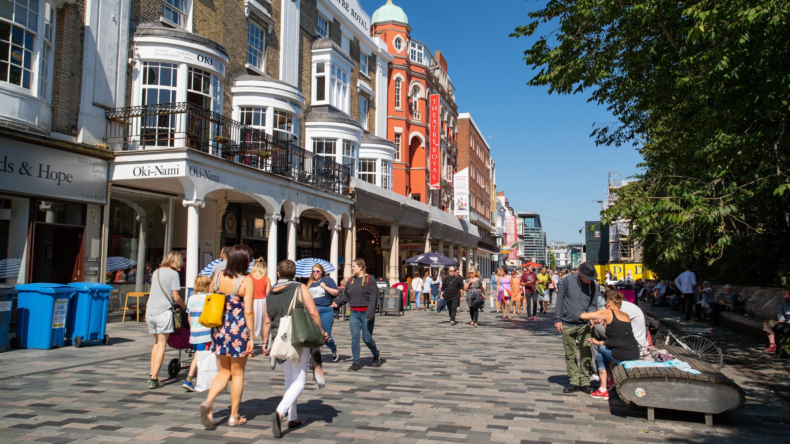 Brighton-Hove, England, United Kingdom