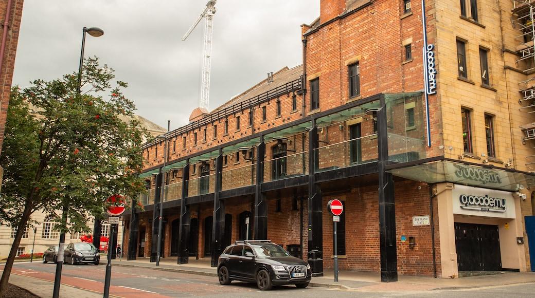 Sala de eventos musicales O2 Academy Leeds