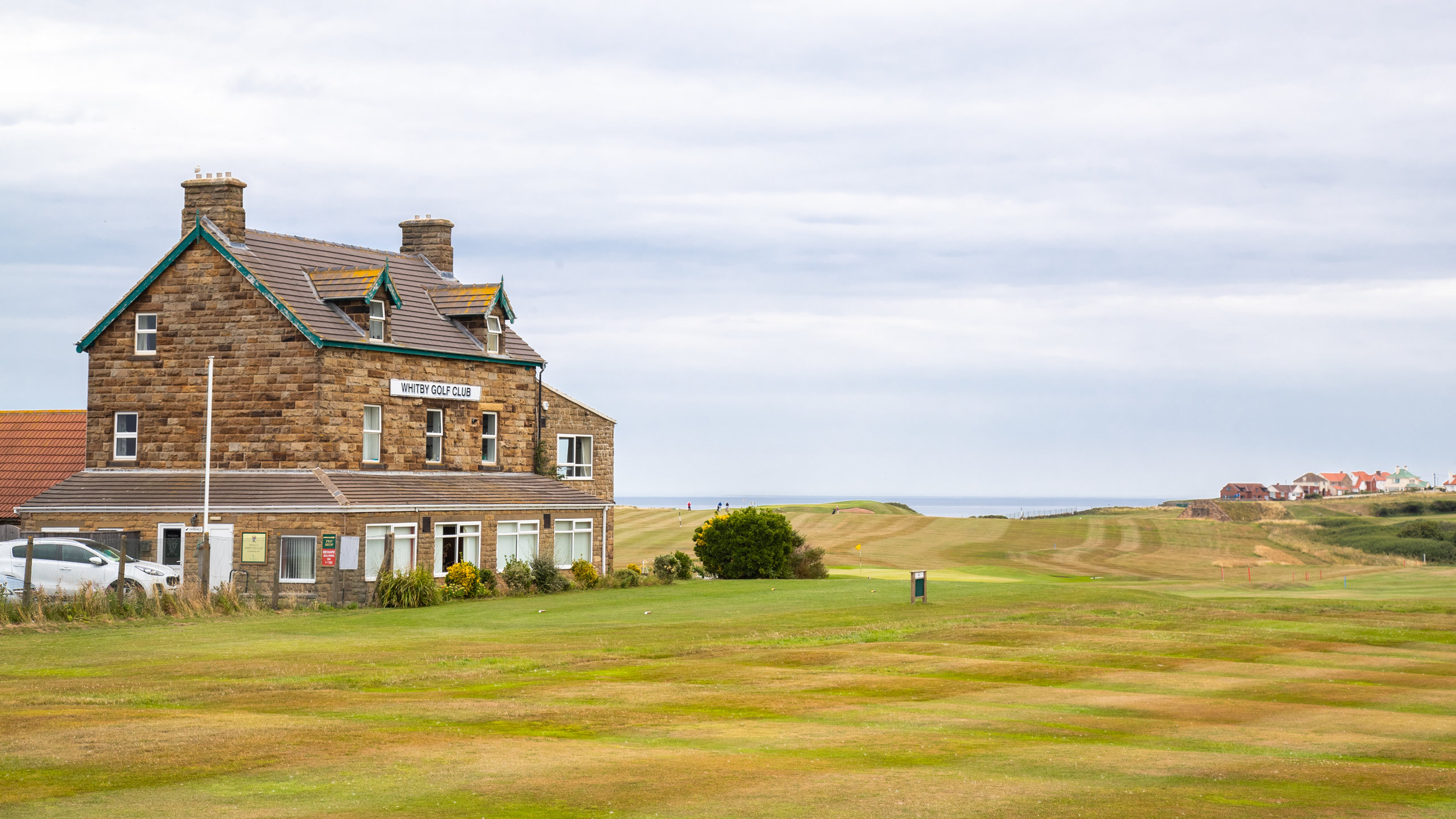 Whitby Golf Club, Whitby, England, United Kingdom