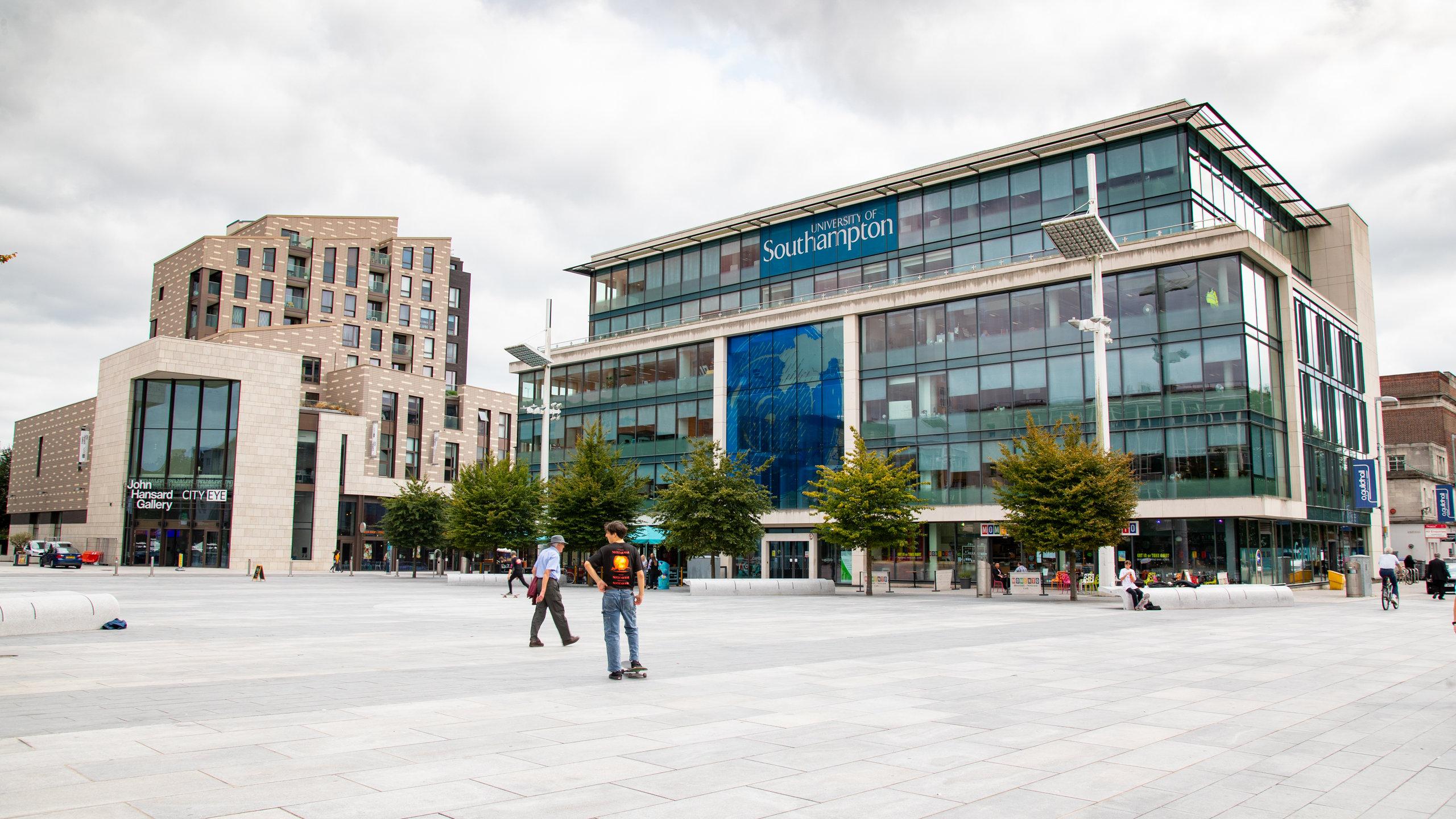 Southampton Solent University, Southampton, England, United Kingdom