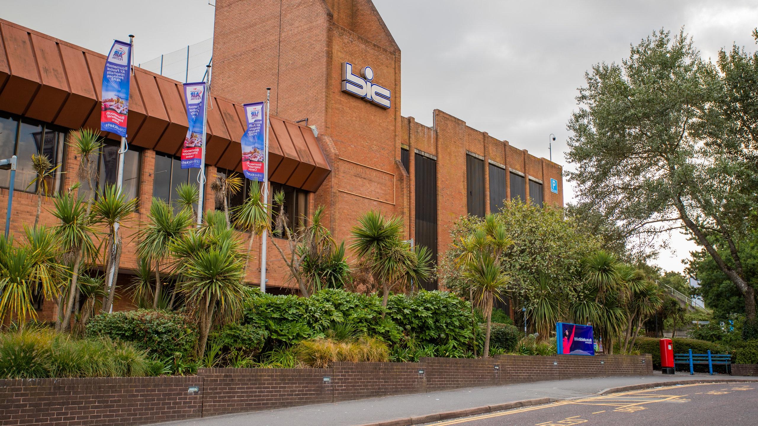 Bournemouth International Centre, Bournemouth, England, United Kingdom