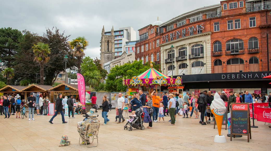 Bournemouth City Centre