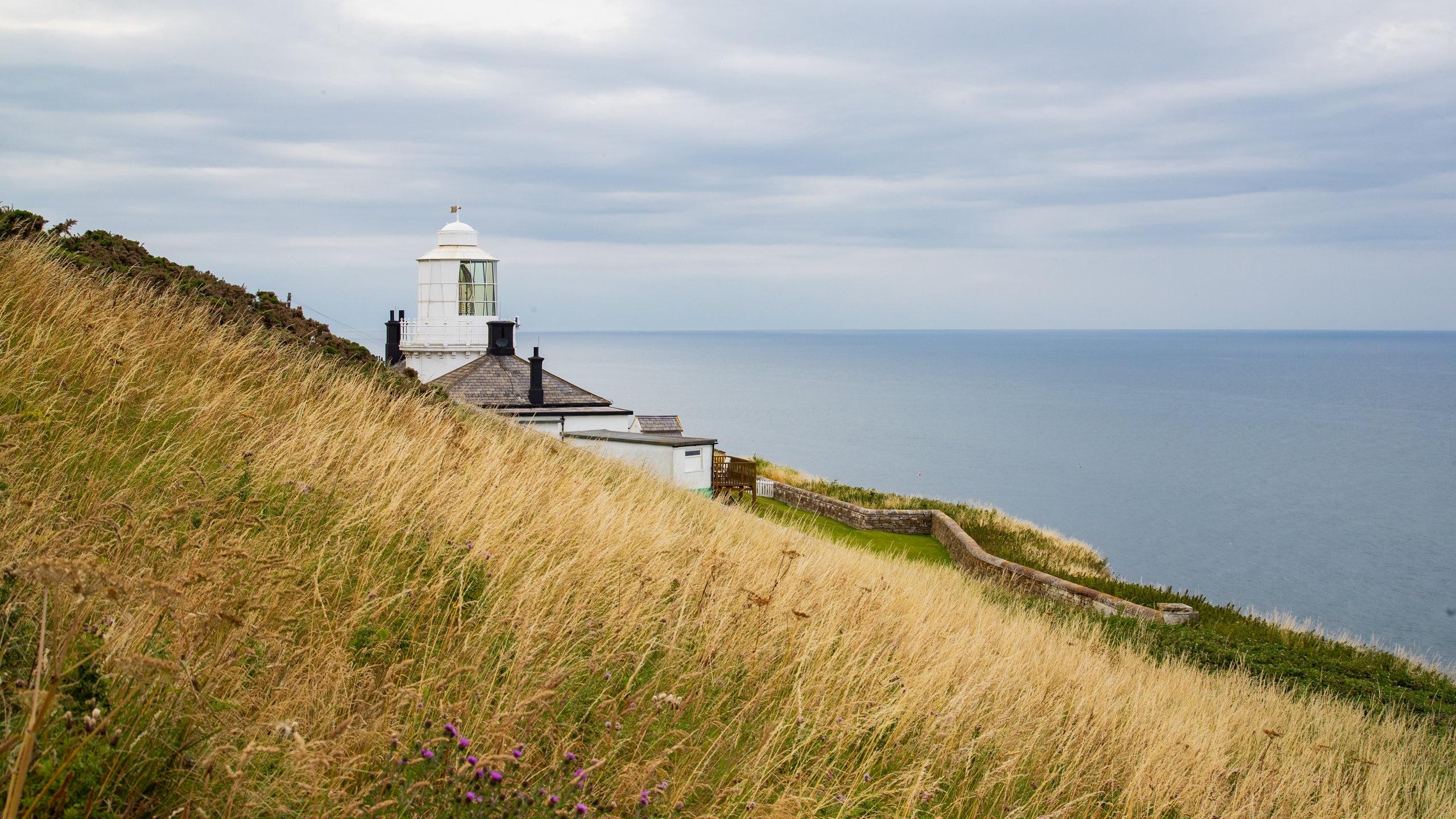 Whitby Lighthouse, Whitby, England, United Kingdom