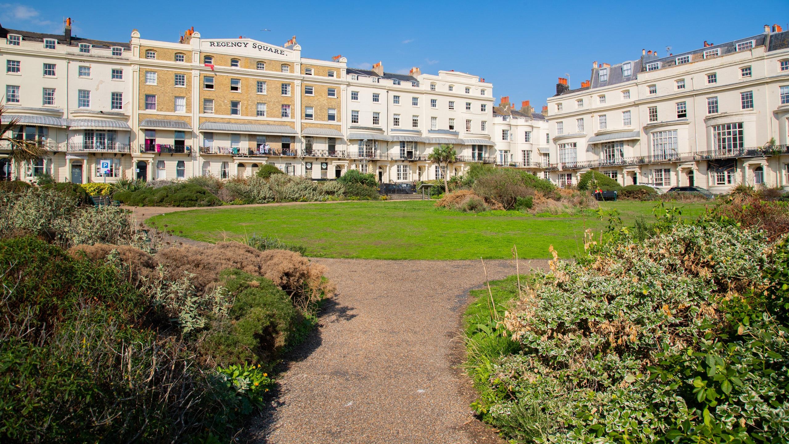 Regency Square, Brighton, England, United Kingdom