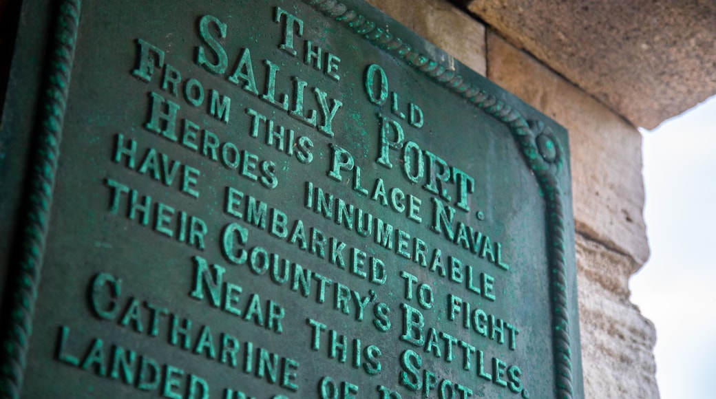 Sally Port