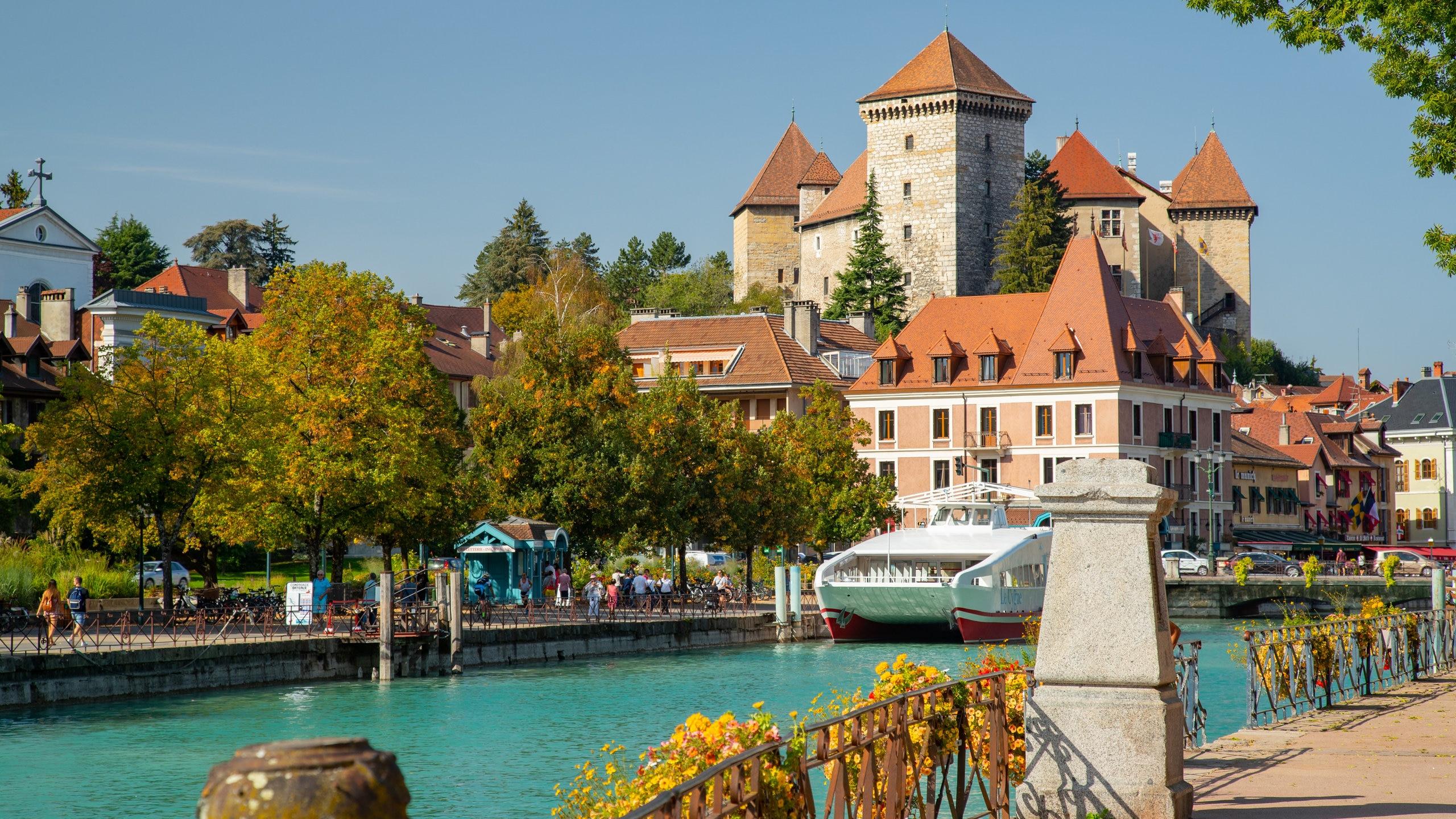 Annecy Castle, Annecy, Haute-Savoie, France