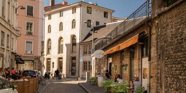 Centro città di Lione, Lione, Francia