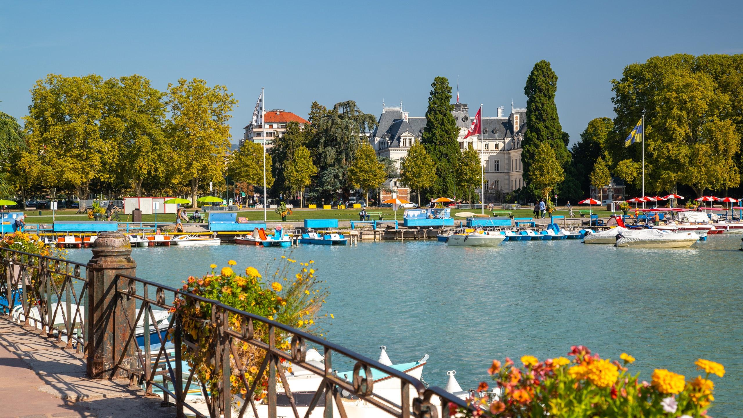 Talloires-Montmin, Haute-Savoie (Département), Frankreich