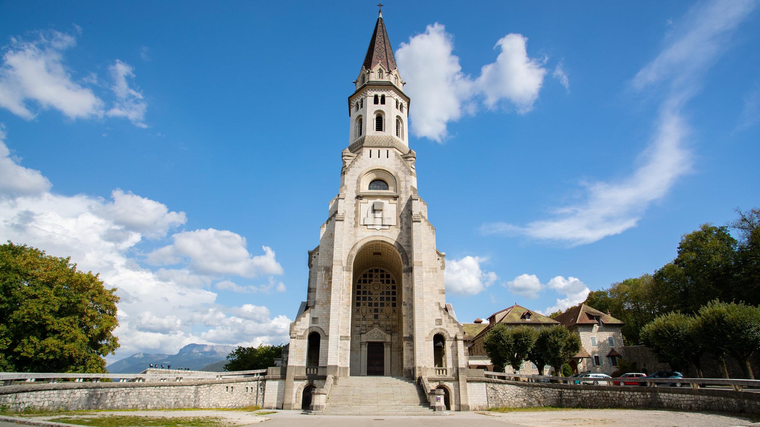 Basilique de la Visitation, Annecy, Haute-Savoie, France