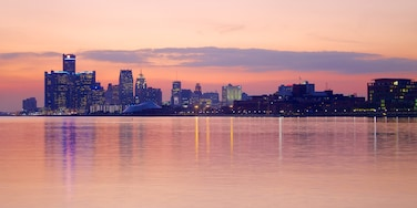 Downtown Detroit, Detroit, Michigan, United States of America