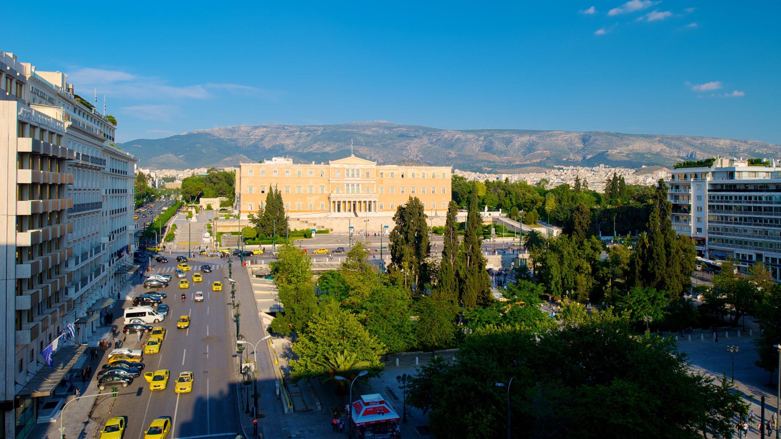 Athens, Attica, Greece