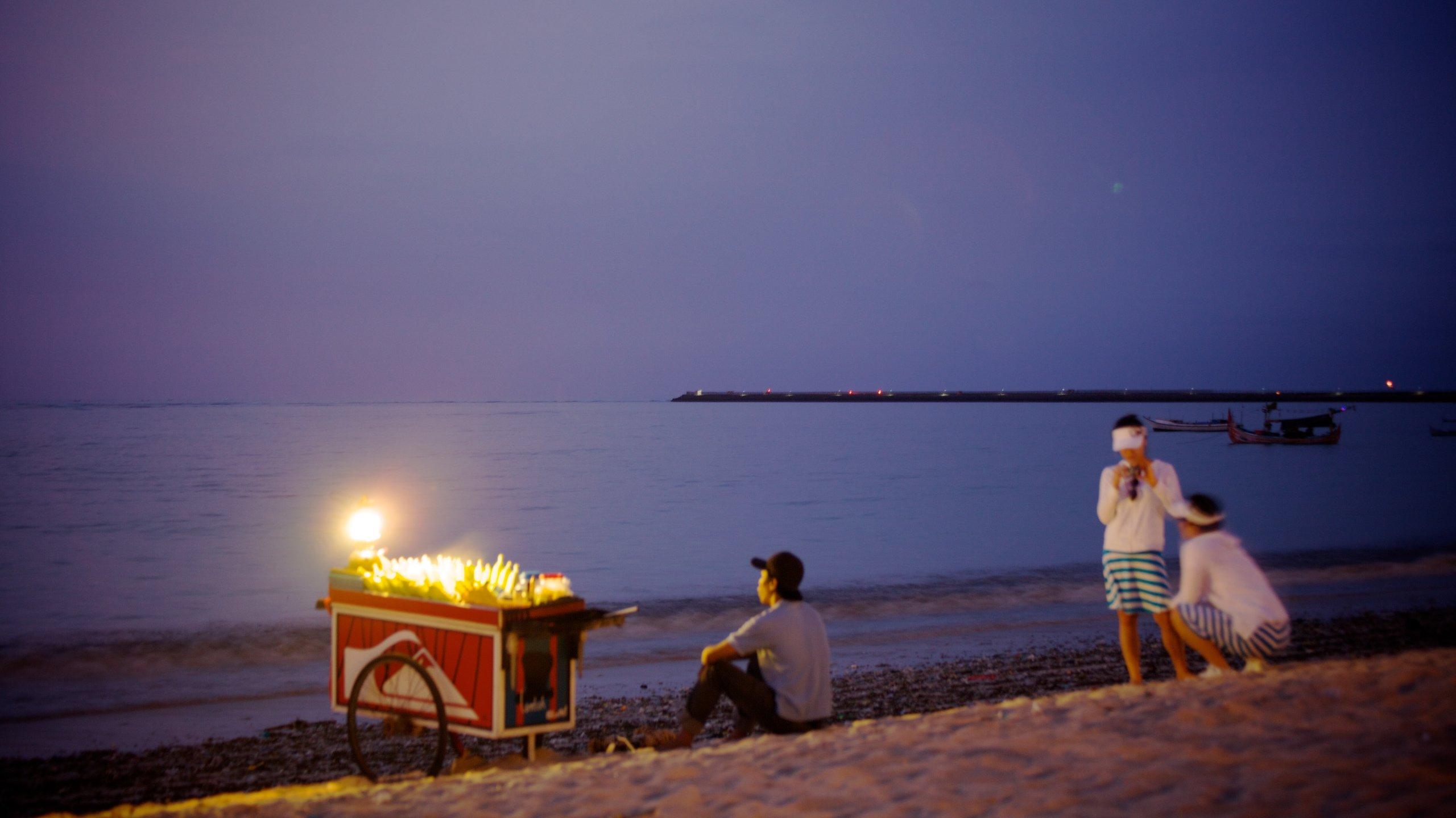 Jimbaran Beach, Jimbaran, Bali, Indonesia