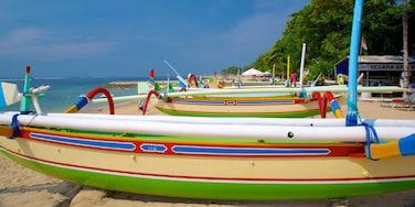 瑟咖拉海灘 设有 沙灘, 熱帶風景 和 划船