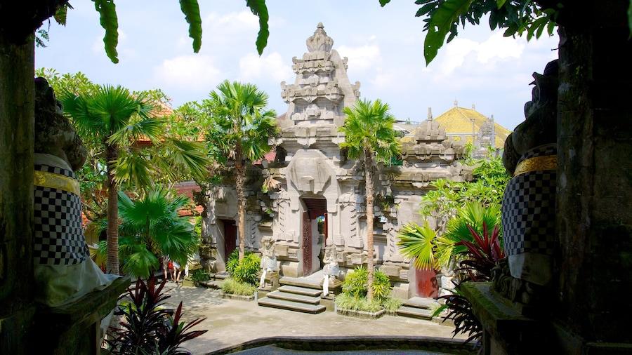 Puri Lukisan Museum welches beinhaltet Tempel oder Andachtsstätte