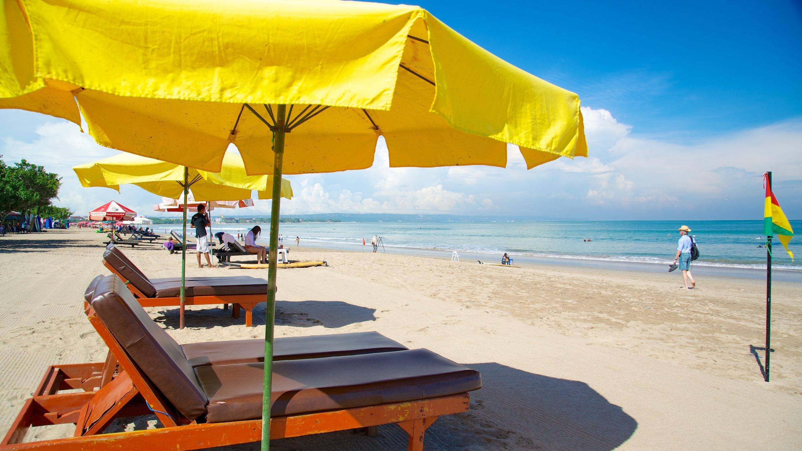 Jika liburan yang tenang adalah bagian dari rencana perjalanan Anda, Pantai Legian mungkin merupakan tempat yang sempurna untuk beristirahat selama perjalanan Anda ke Legian. Jelajahi matahari terbenam yang indah dan spa di area romantis ini.